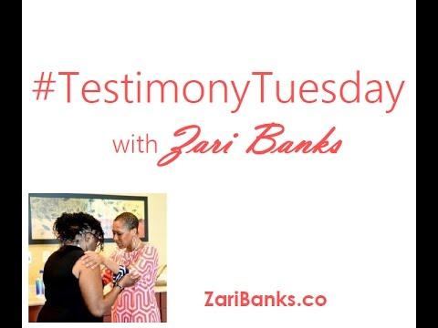 #TestimonyTuesday 4/22/14 Part 1 - TT2