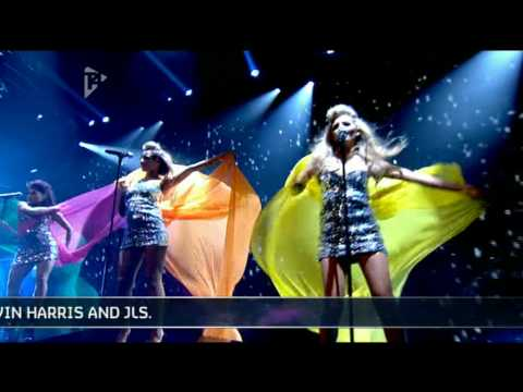 The Saturdays - Forever Is Over - T4's Stars Of 2009 video