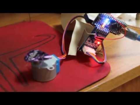 How To Get Your First Arduino Stepper Motor Running