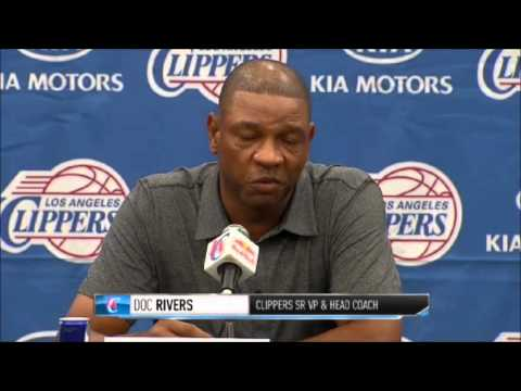 New Los Angeles Clippers Head Coach Speaks About The Celtics