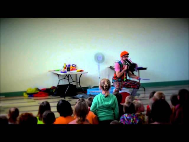 Summer Reading Program Bubble Show 7-24-2014