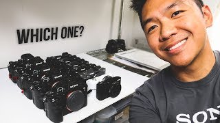 Which Sony Mirrorless Camera Should You Buy?