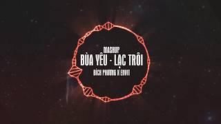HOT MASHUP 2018 | BUA YEU x LAC TROI | BICH PHUONG x M-TP (ENVIT MIX)