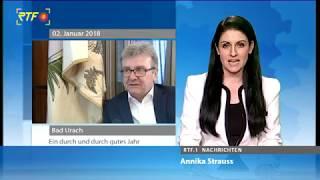 RTF.1-Nachrichten: Das Jahr 2017 in Bad Urach