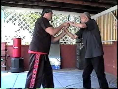 Indonesian Martial Arts.Pencak-Silat training 3