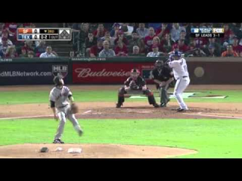 Tim Lincecum World Series game 5 2010