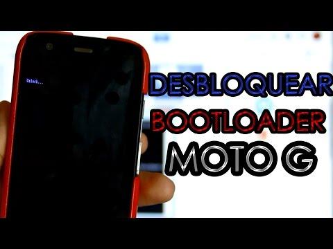 Bootloader motorola logo