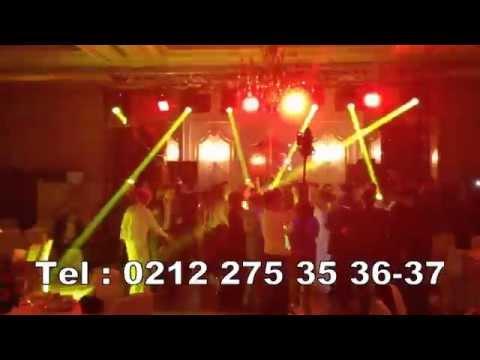 Fingo Müzik - Düğün Org,Dj Fingo,Ses Işık Elite World Otel Taksim