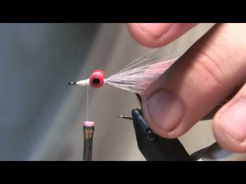Fly Tying Lesson - Clouser Minnow