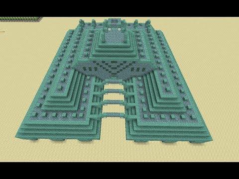 Minecraft Snapshot 14w25a Overview Underwater Dungeons