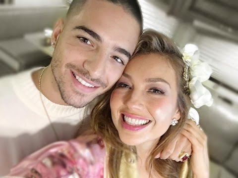 Desde Esa Noche - Maluma Ft. Thalia (With English Lyrics)
