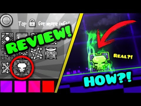 HOW TO UNLOCK ALL NEW ICONS [CUBES] IN GEOMETRY DASH 2.11 + GAMEPLAY!