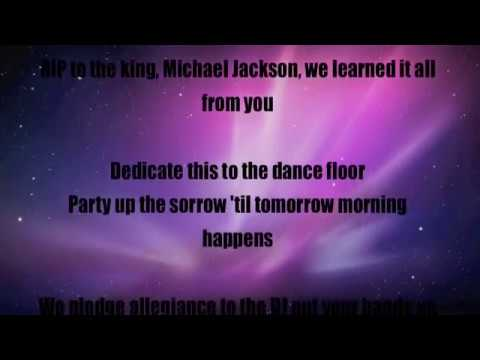 Macklemore - And we danced // lyrics