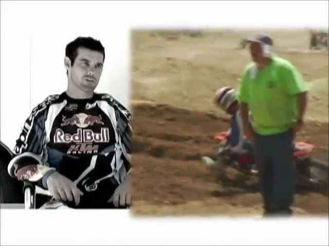 Motocross Skills with Ryan Hughes - Ruts and Whoops