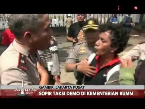 Sopir Taksi Plat Hitam Kembali Beraksi - Jakarta Today 13/08