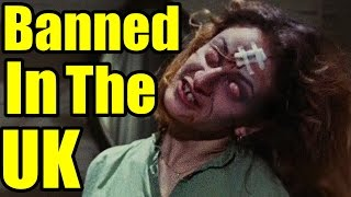 8 Video Nasty Films Banned In The UK