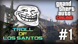 download musica GTA 5 Troll of Los Santos 1 -Lets mess with people GTA V Online