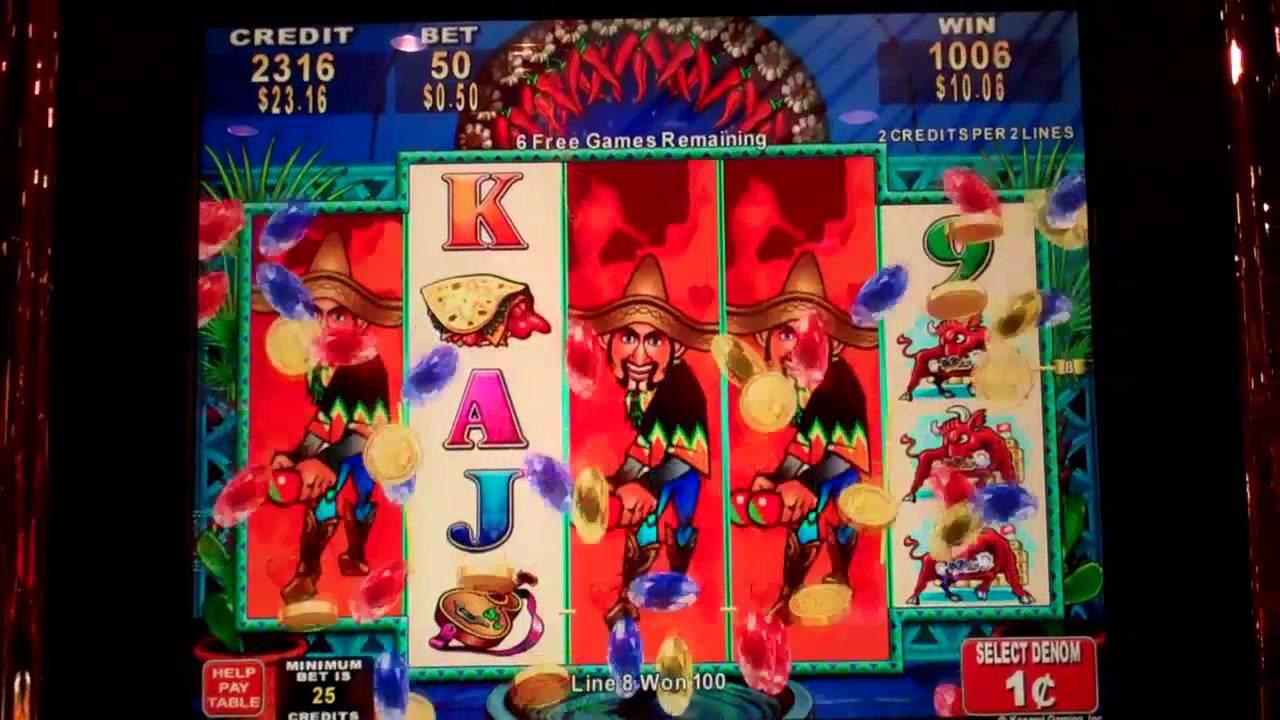 jumping jalapeno slot machine online