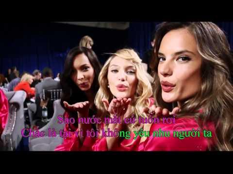 Chau Viet Cuong - Bac Trang Tinh Doi Remix Karaoke Beat video