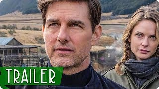MISSION: IMPOSSIBLE 6 - FALLOUT Trailer 2 Deutsch German (2018)