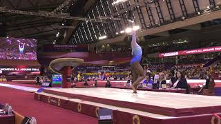 Simone Biles - Vault - 2018 World Championships - Women's All-Around