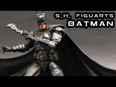 S.H. Figuarts Injustice BATMAN Figure Review