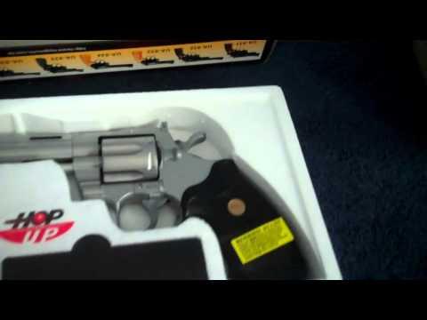 UHC 357 magnum revolver unboxing