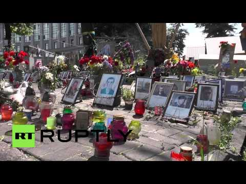 Ukraine: Protesters remain on Maidan Square despite Klitschko warning