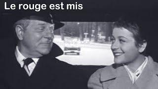Le rouge est mis 1957 - Film réalisé par Gilles Grangier