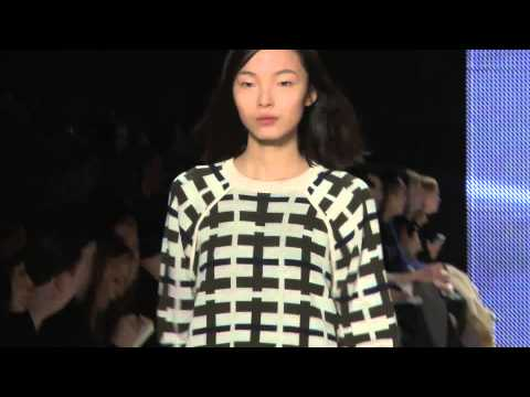 Lacoste 2014 Autumn Winter | New York Fashion Week | BackstageFashion.TV