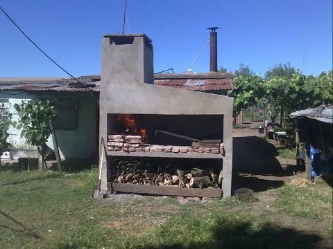 Como hacer un parrillero a la Uruguaya