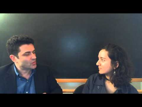 NBCC 2012 Interview with Tom Reiss