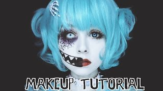 ?Creepy?Cute Makeup Tutorial?