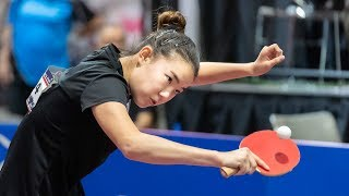 2019 US National Table Tennis Championships - Day 3 (Finals) - Table 1