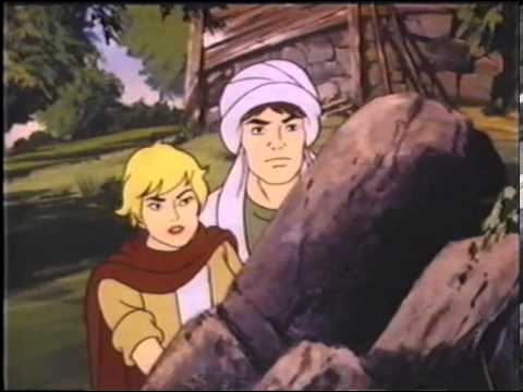 Animated Bible Stories - Joshua video