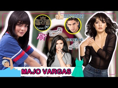 María José Vargas 26 CURIOSIDADES | COSAS que quizás NO sabías
