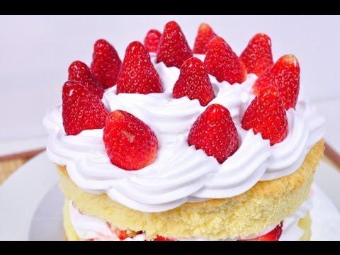 สตรอเบอรี่ช็อทเค้ก Strawberry Shortcake