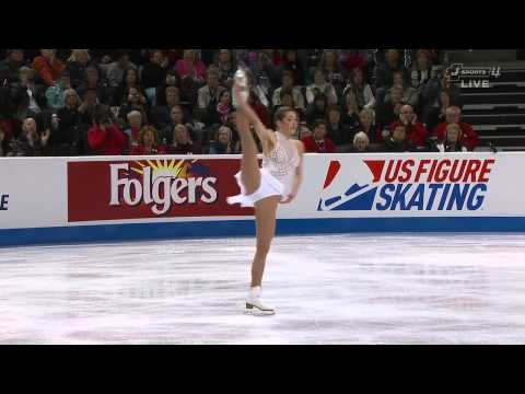 Alissa Czisny 2012 US Nationals free program