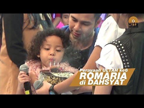download lagu Perayaan Romaria Ulang Tahun Di DahSyat gratis