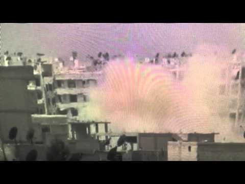 """SHOCKING: """"Chemical Attack In Aleppo Syria"""" 23 Dead 100 Hurt"""
