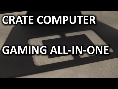 Crate Computer Ultimate Gaming AIO