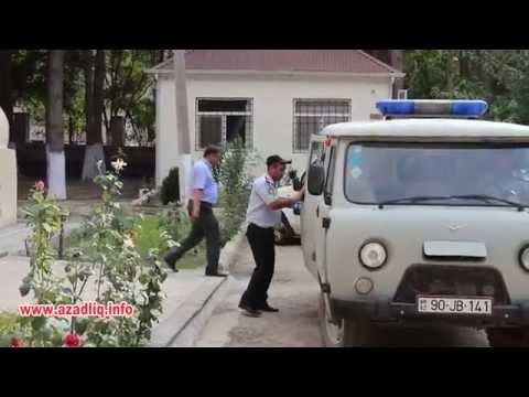 Seymur Həzinin Məhkəməsindən