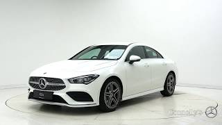 CMG Mercedes-Benz Galway: NEW CLA COUPE : 2019 CLA 180d AMG AUTO