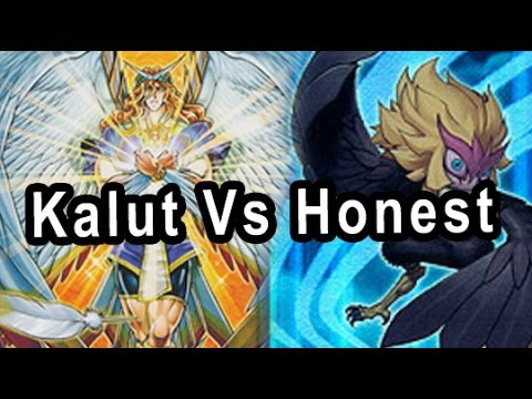 Kalut Vs Honest  (Low Rated Blackwings Vs Chaos Melodious)