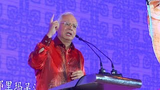 Najib assures biz contracts with China will not be cancelled