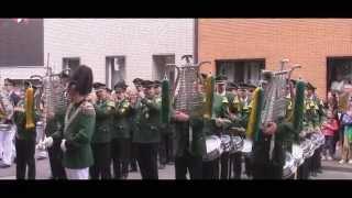 Musikparade Zur Neuwerker Frühkirmes 2015