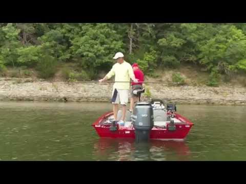 Terrific Boat for the Crappie Fishing