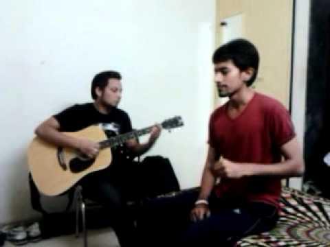 Ye Hawa Kehti Hai Kya- KshitijShashank(Rhythm Guitar).mp4