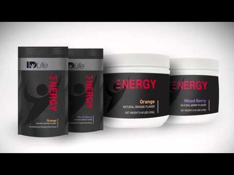 IDLife Energy Drink - Lou Fitness - Mr. IDLife Style