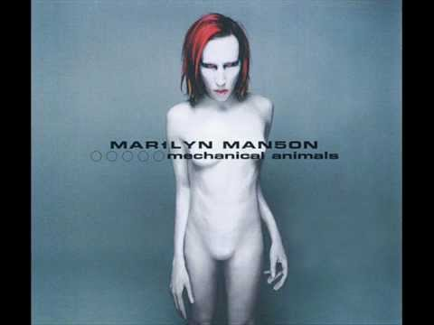 Mechanical Animals - Marilyn Manson [Full Album]